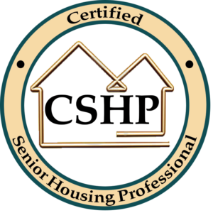 Certified Senior Housing Professional