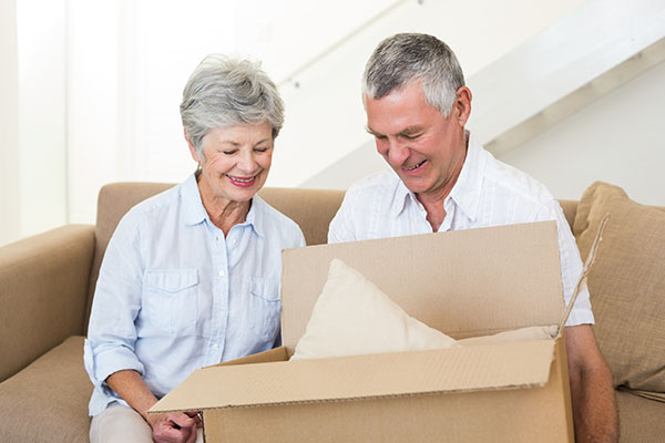Transitional Coordinator - We manage the entire transitional process: declutter, packing, move management, estate sale, and home sales.