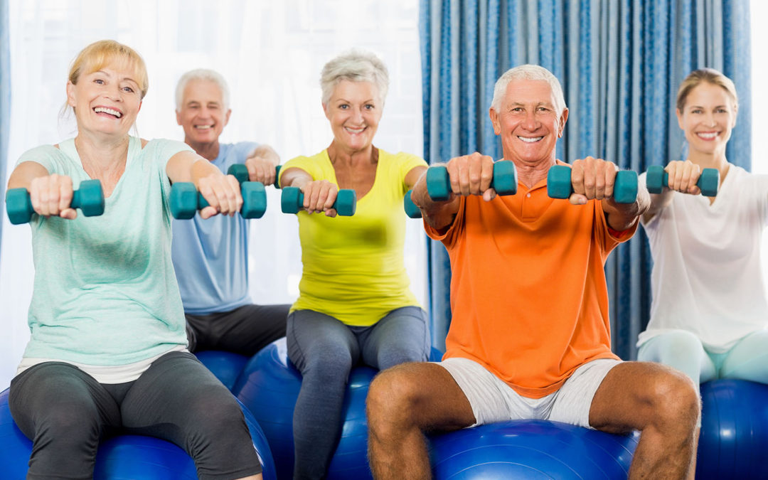 Fitness for Active Older Adults: The FITT Principle