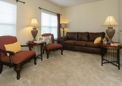 Town Village Vestavia Hills: Living Room