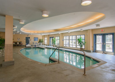 Town Village Vestavia Hills: Pool to Patio