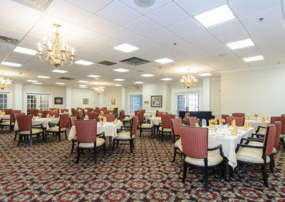 Fair Haven Retirement Community: Dining Room